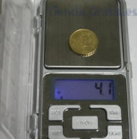 Portable Digital Pocket Scale 0,1 - 500 g.
